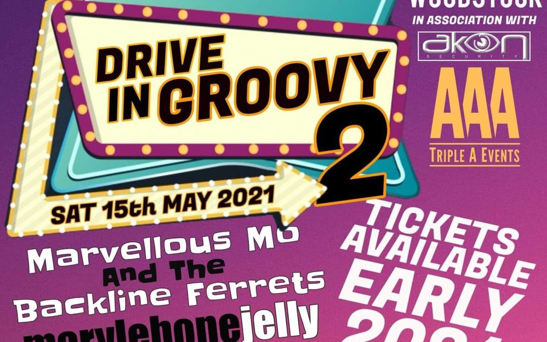 Drive in Groovy 2